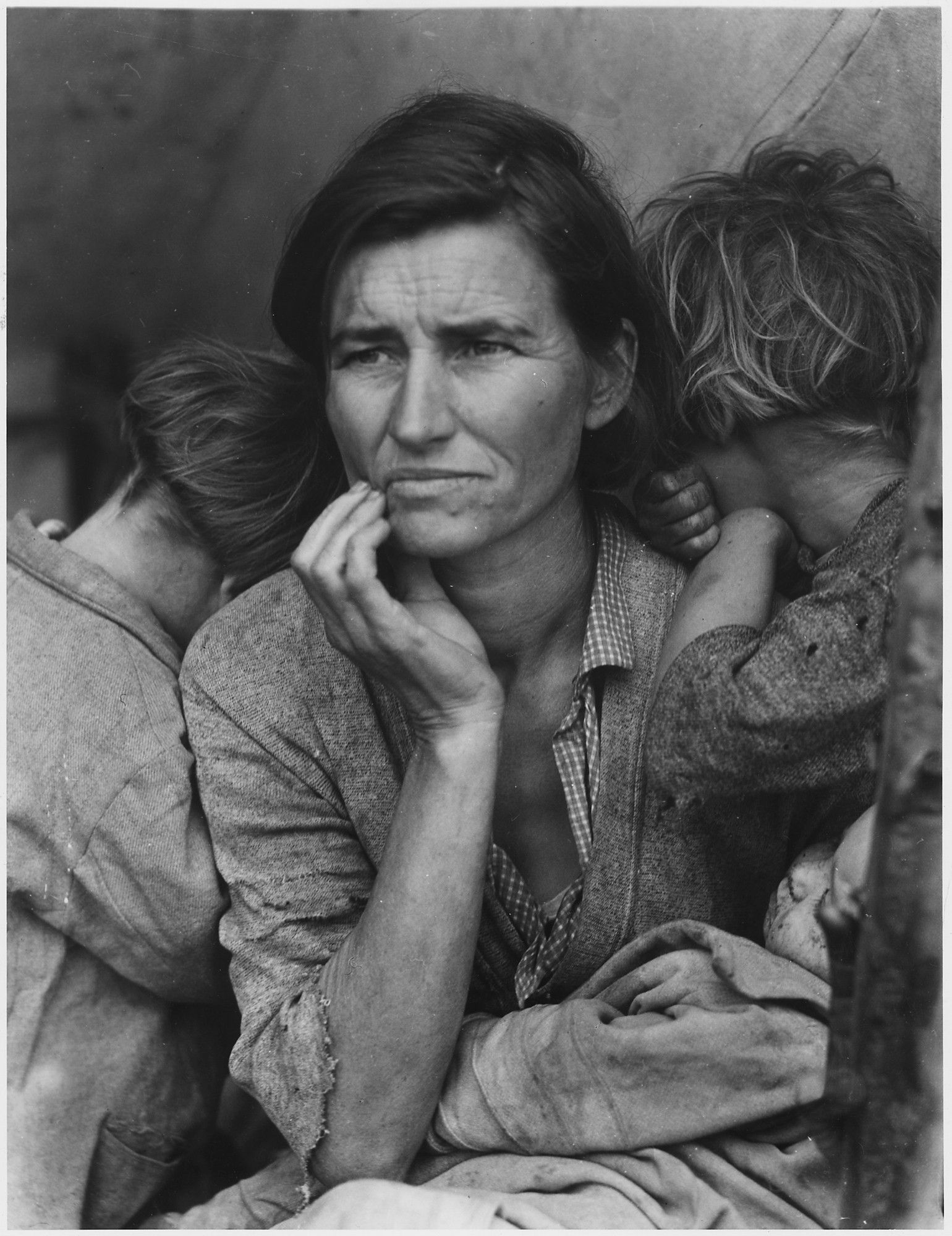 farm security administration destitute pea pickers in california farm security administration destitute pea pickers in california mother of seven children
