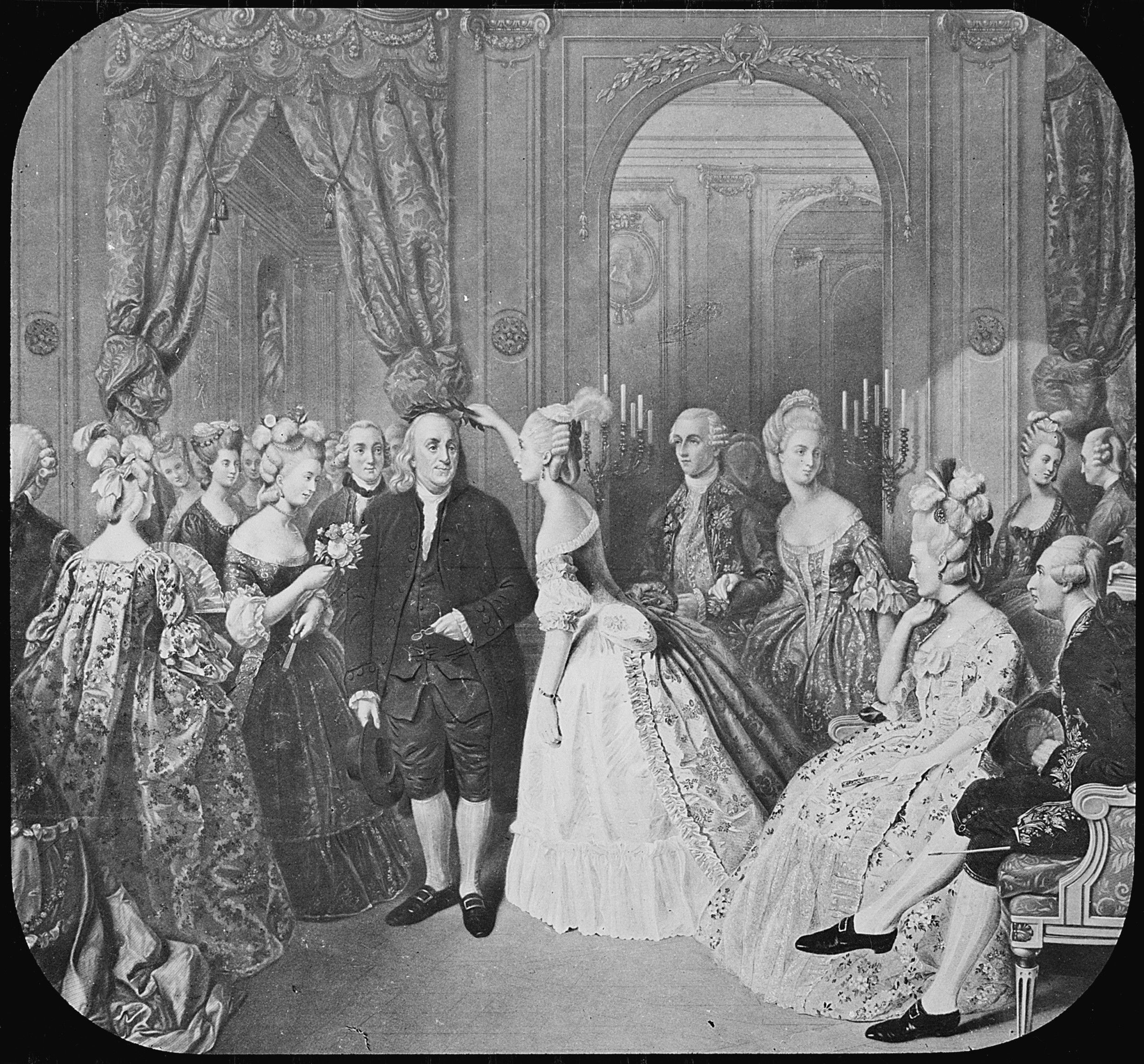 benjamin franklin at the court of docsteach