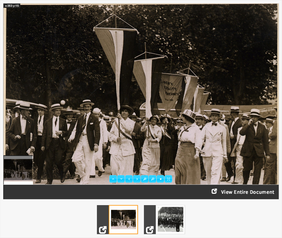 The Suffrage and the Civil Rights Reform Movements
