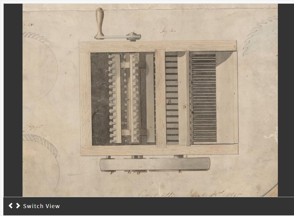 Analyzing the Cotton Gin Patent