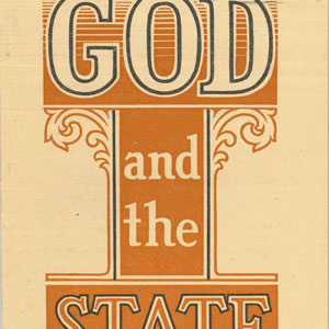 "Barnette Case Complaint, Including ""God and the State"""