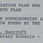 Plan for the Desegregation of the Boston Public Schools