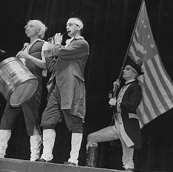 "WPA: Federal Theater Project: ""Created Equal"": Act I Scene 3 ""Spirit of 1776"": Boston"