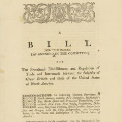 American Intercourse Bill