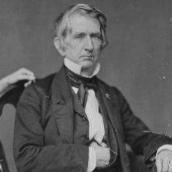 Hon. William H. Seward, N.Y. Secretary of State, and Daughter