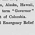 Act of May 12, 1933 (Federal Emergency Relief Act), Public Law 73-15, 48 STAT 55, which provided for cooperation by the Federal Government with the several States and Territories and the District of C