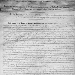 "The Act of April 30, 1802 (""Ohio Enabling Act""), 2 STAT 173, ""enabling the people of the Eastern Division of the territory northwest of the river Ohio to form a Constitution and State government and f"
