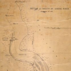 Battle of Mouth of Sabine River