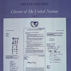 """Charter of the United Nations"""