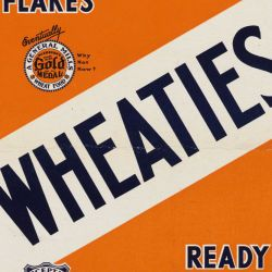 Wheaties Label