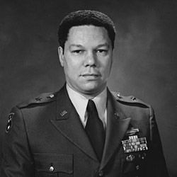 Photograph of Brigadier General Colin L. Powell