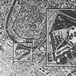 Satellite Image of Moscow