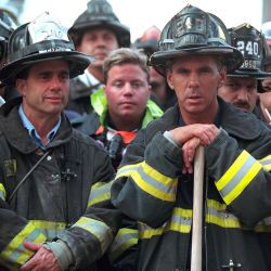 911: President George W. Bush Visits New York