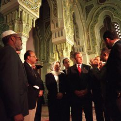 911: President George W. Bush at Islamic Center