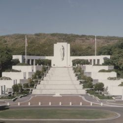 Honolulu World War II and Korea Memorial, Honolulu, Oahu, Hawaii