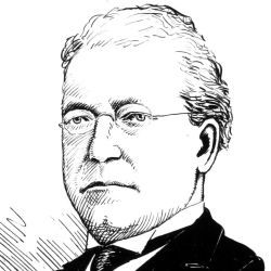 Inaugural Committee No. 48, Samuel Gompers