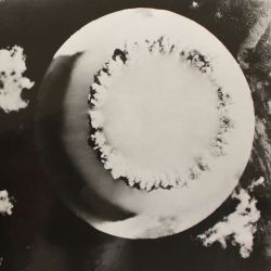 Aerial View of the Baker Day Explosion