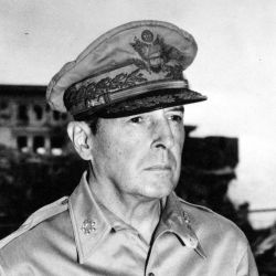 Photograph of Douglas MacArthur