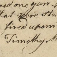 Deposition #16 of Timothy Minot, Jr.