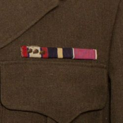 Jacket Owned and Worn by General Dwight D. Eisenhower