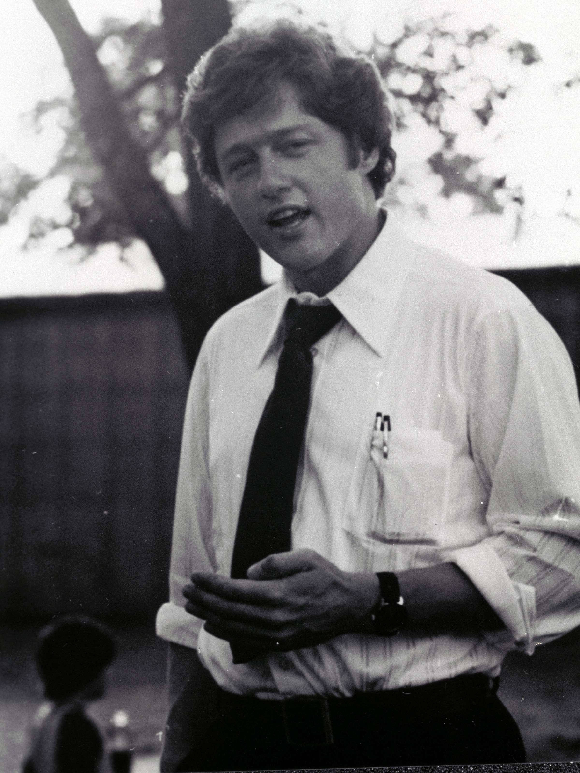 Bill Clinton Campaigning for Congress