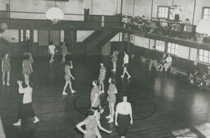 Farmville High School Gymnasium
