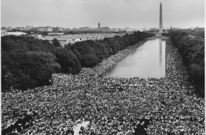 Civil Rights March On Washington D.C.