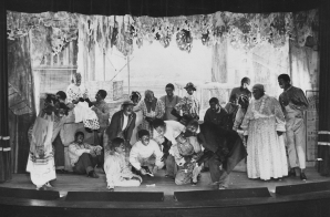 WPA Federal Theater Project Minstrel Show