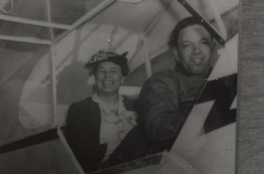"Eleanor Roosevelt and ""Chief"" Charles Alfred Anderson"