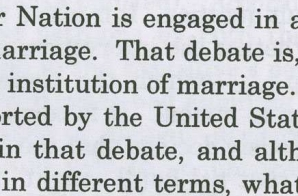 Dissent of Justice Alito in U.S. v. Edith Windsor