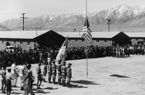 Memorial Day Services at Manzanar Relocation Center