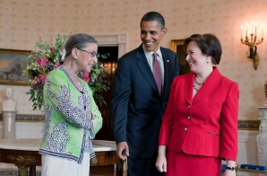 White House Reception for Supreme Court Justice Elena Kagan