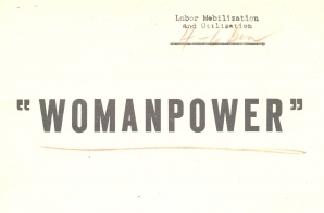 """Womanpower"" Booklet"
