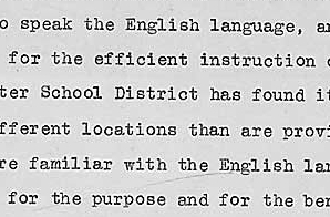 Answer of Westminster School District of Orange County