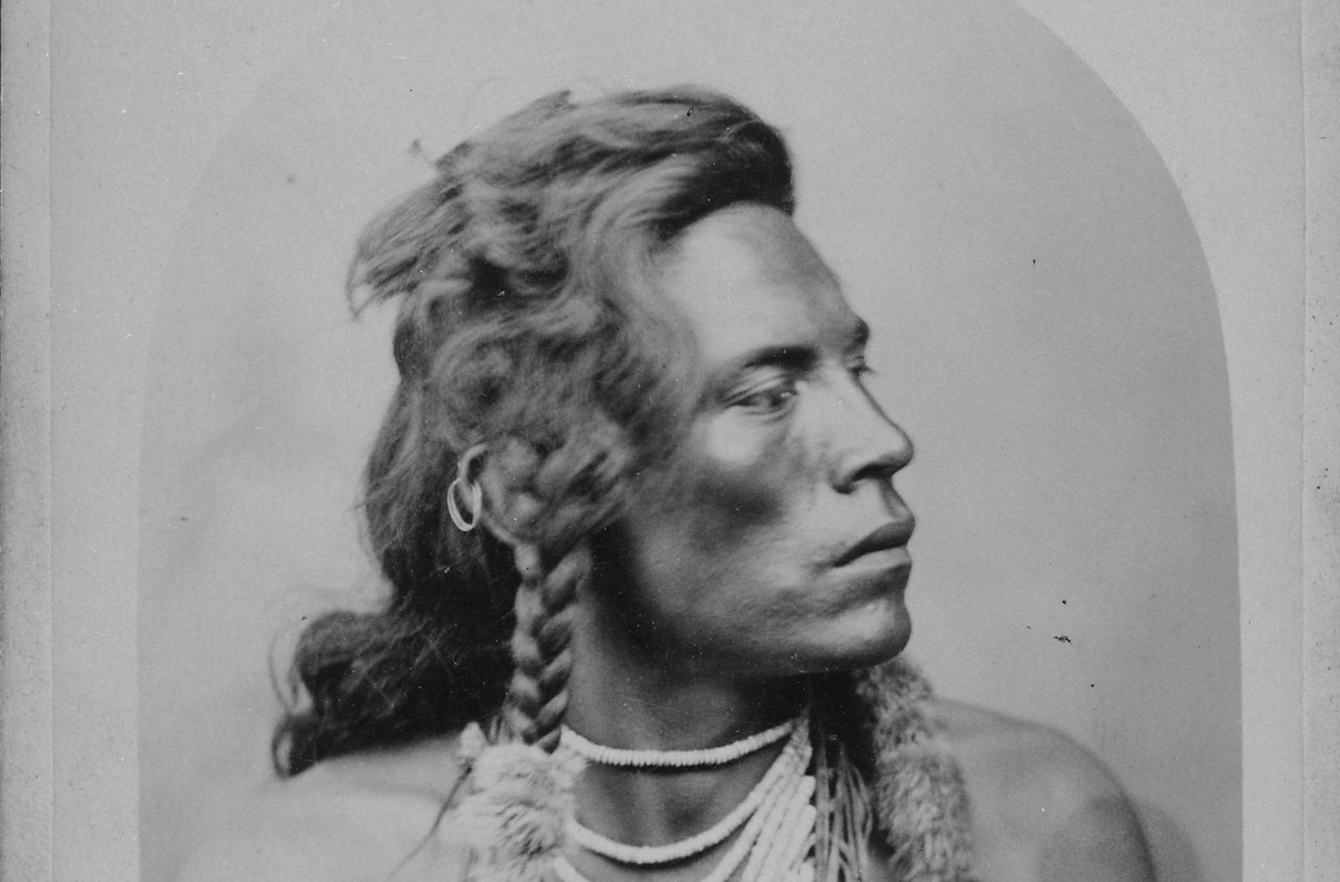 Curley, Crow Indian Scout