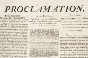 Proclamation to the People of New Orleans