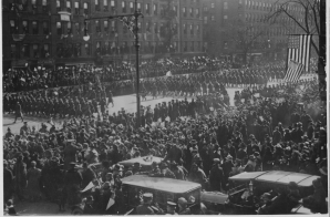 The 396th New York Infantry Returns Home