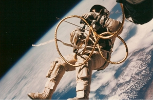 Photograph 2 of Astronaut Edward H. White II