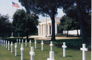 Sicily - Rome American Cemetery and Memorial, Italy