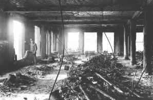 Building Interior After the Triangle Shirtwaist Factory Fire