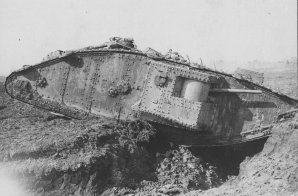 Tank Crossing Trench