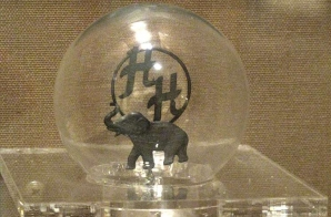 Hoover Presidential Campaign Light Bulb