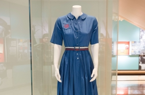 Replica Dress from Lady Bird Johnson