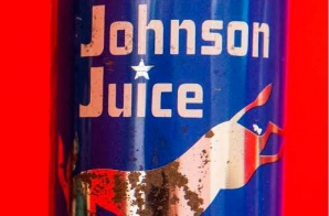 """Johnson Juice, A Drink for Health Care"" Juice Can"