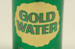 Gold-Water: The Right Drink for the Conservative Taste