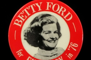 """Betty Ford for First Lady in"