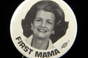 """First Mama"" Campaign Button"