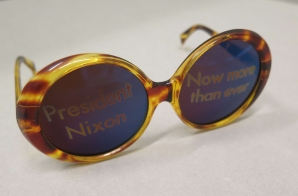Novelty Nixon Campaign Sunglasses