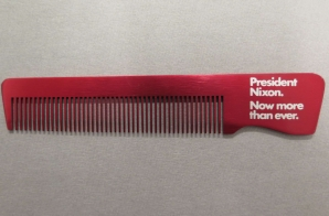 Nixon Election Campaign Comb