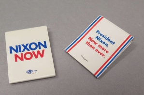 Nixon Election Campaign Matchbooks